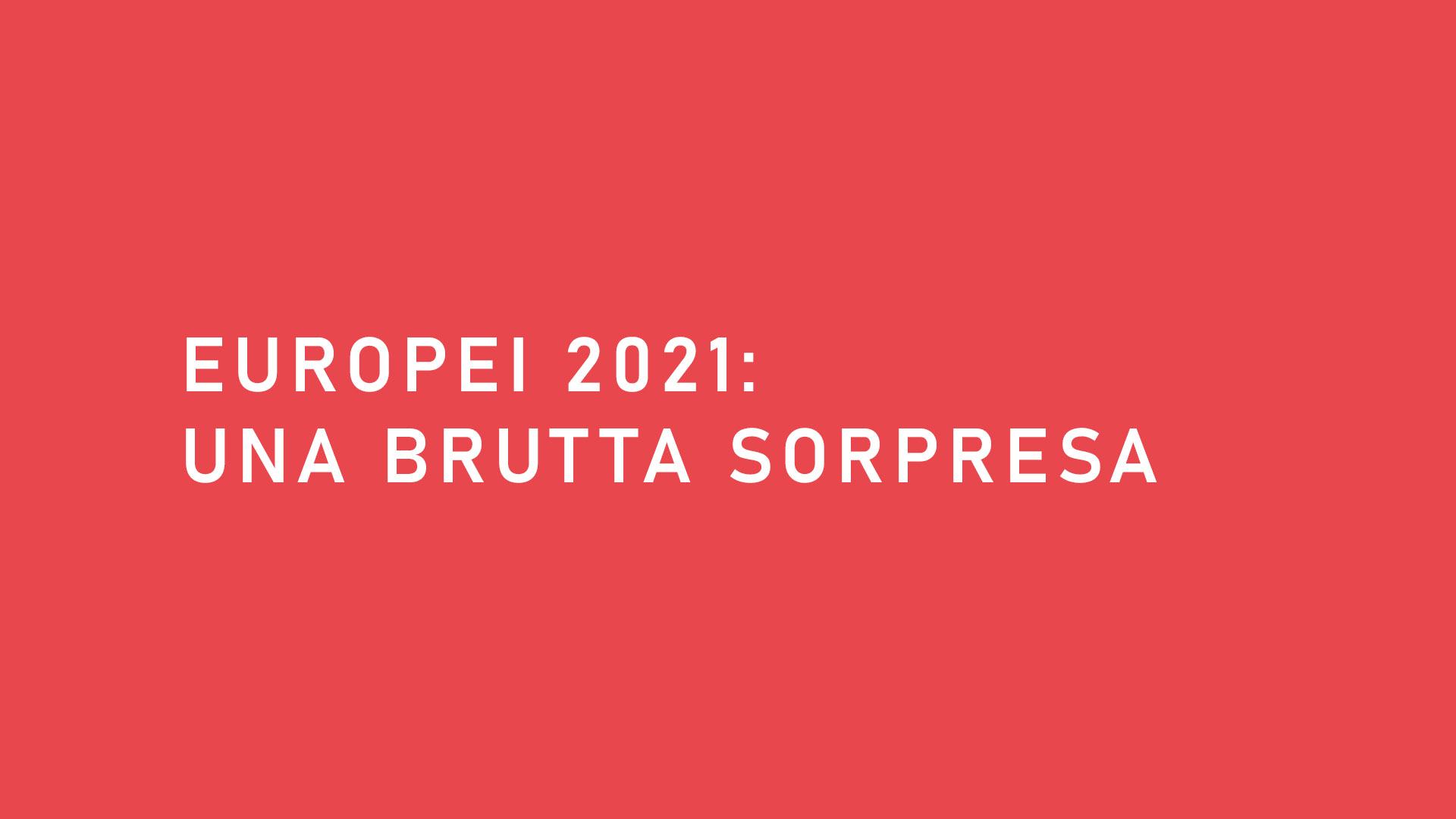 salto ostacoli europei 2021